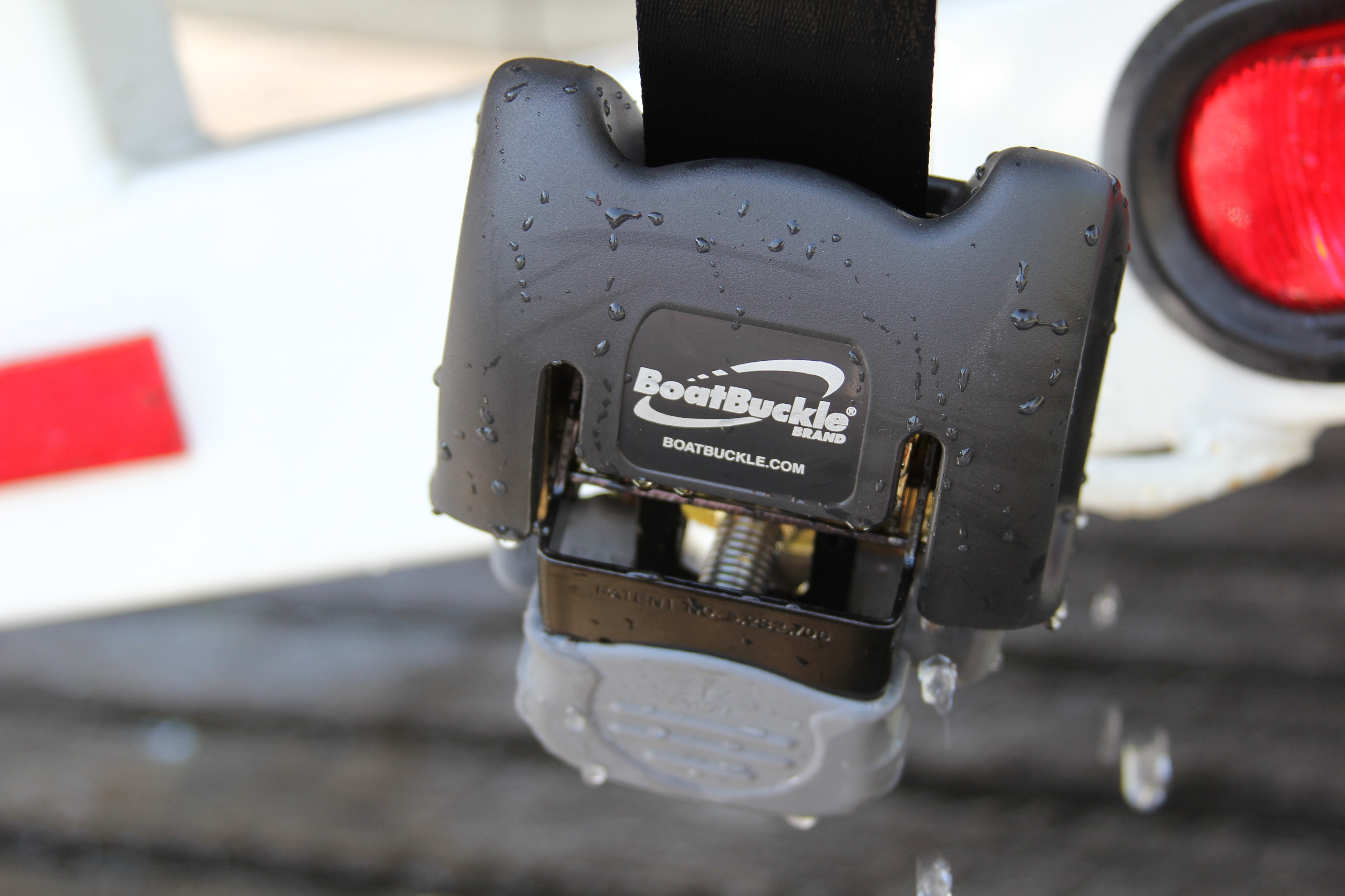 BoatBuckle F08893 G2 Retractable Transom Tie-Down 2 Pack