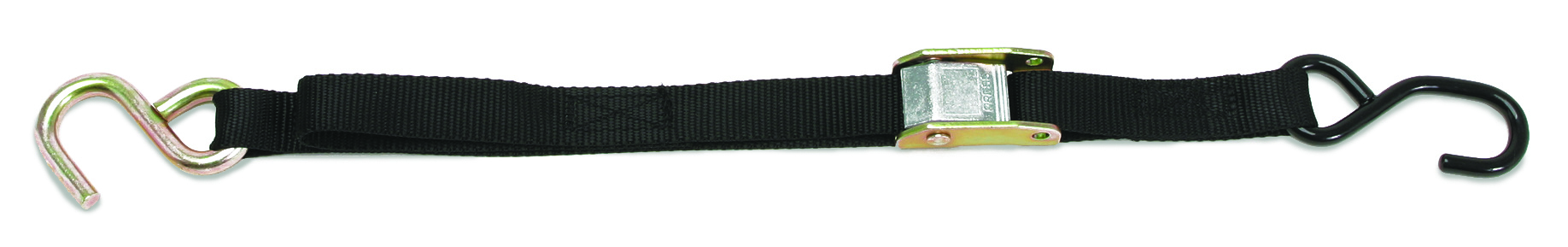2-Pack BoatBuckle Pro Series Ratchet Transom Tie-Downs 1-Inch x 3.5-Feet